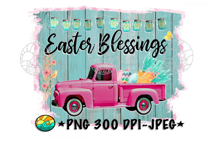 Easter Blessings Cover Image