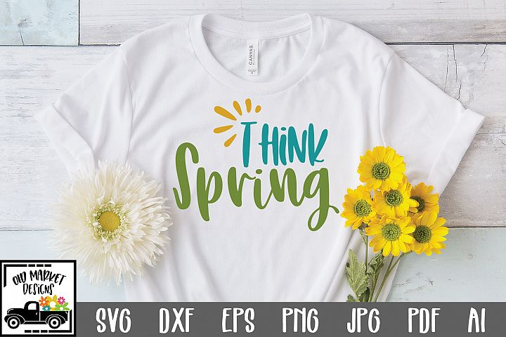Think spring Cover Image