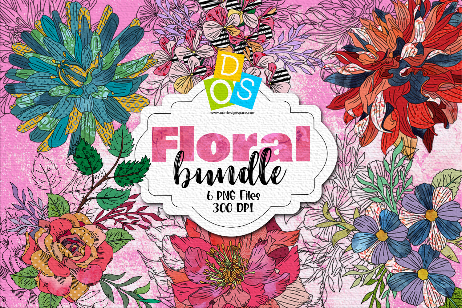 Summer Floral Bundle