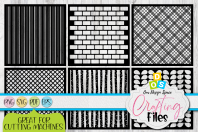 Stencils & Patterns 6  Product Image