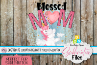 Blessed Mom Product Image