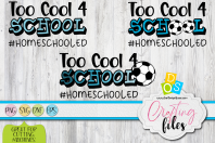 Too Cool 4 School Soccer Bundle