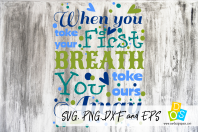 First Breath Boy Quote