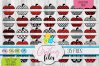 Apple Monogram Bundle