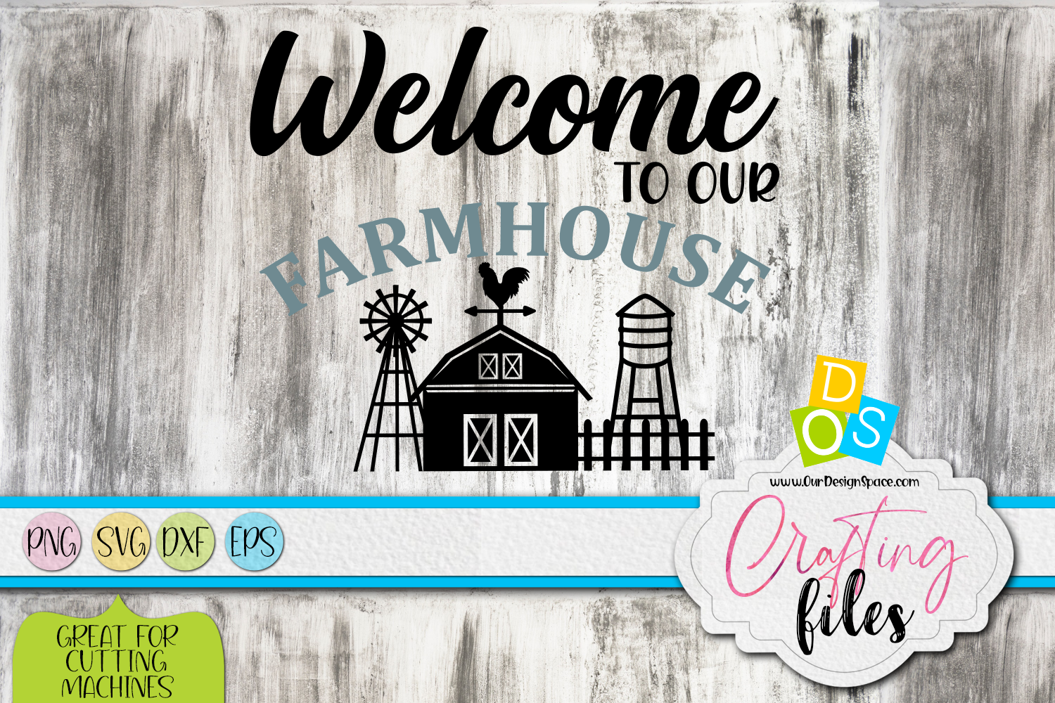 Welcome To Our Farmhouse 1